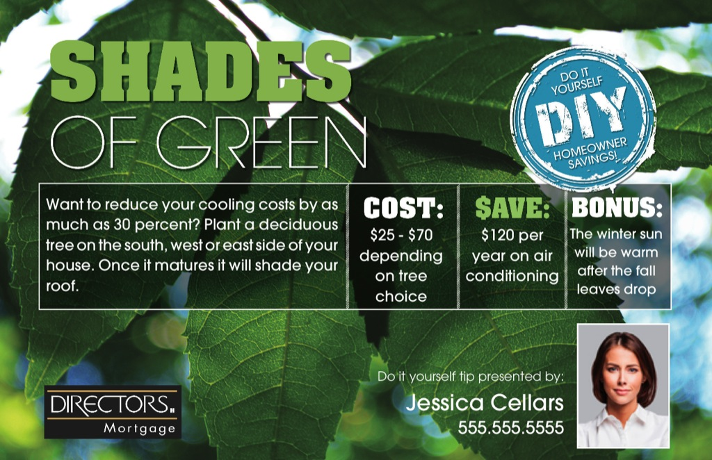 Corefact DIY - Shades of Green