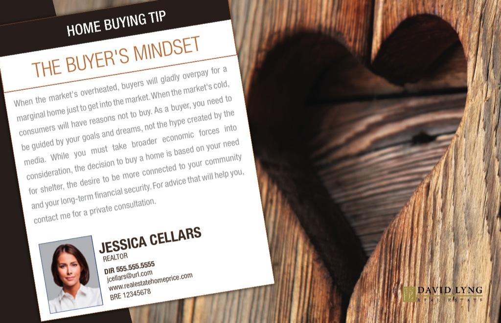 Corefact Series - Buyer Tips - Mindset