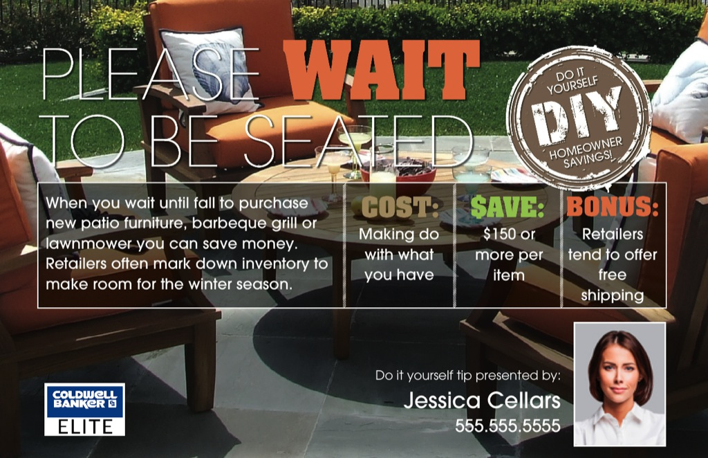 Corefact DIY - Wait to Be Seated
