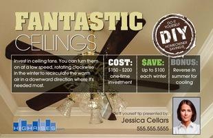Corefact DIY - Fantastic Ceilings