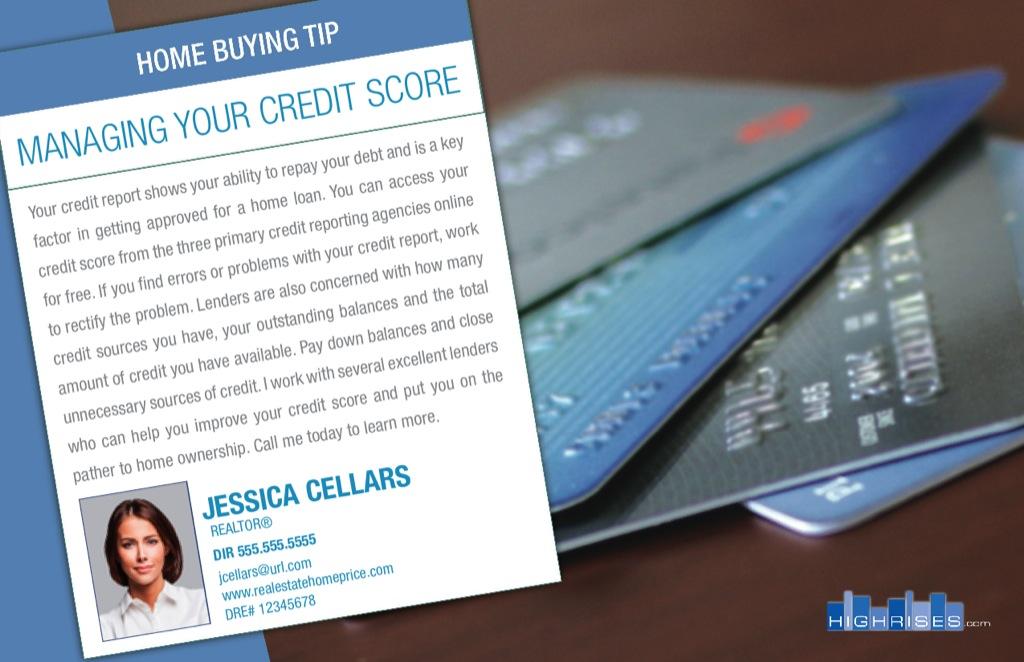 Corefact Series - Buyer Tips - Credit