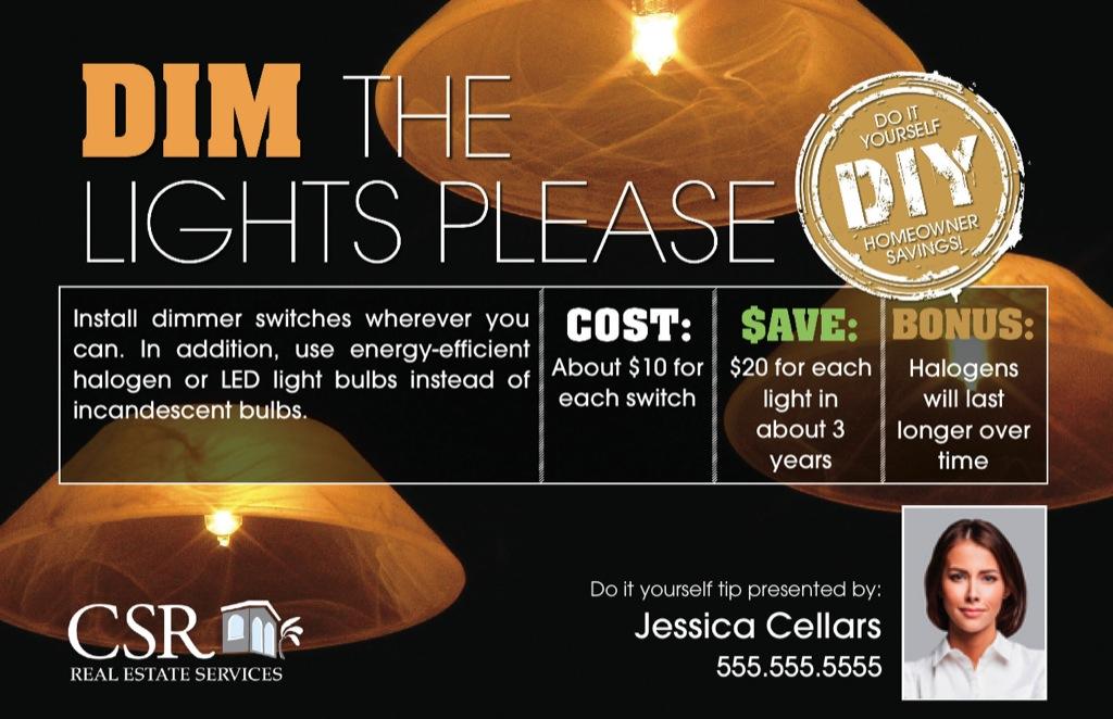 Corefact DIY - Dim the Lights