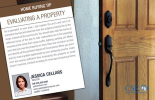Corefact Series - Buyer Tips - Home Evaluation