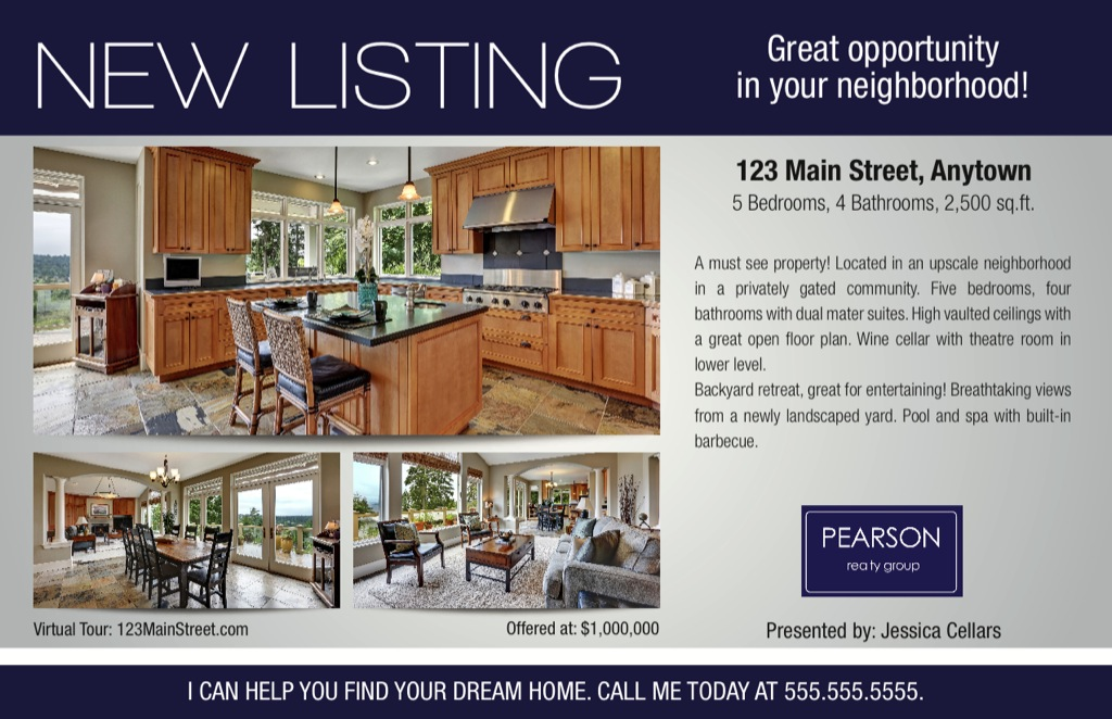 Corefact Just Listed - New Listing 02
