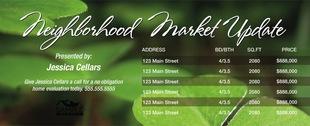 Corefact  Seasonal - Market Update Clover (Manual)
