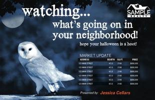 Corefact Seasonal - Market Update Owl (Manual)