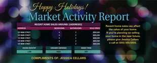 Corefact Seasonal - Market Update Holiday (Manual)