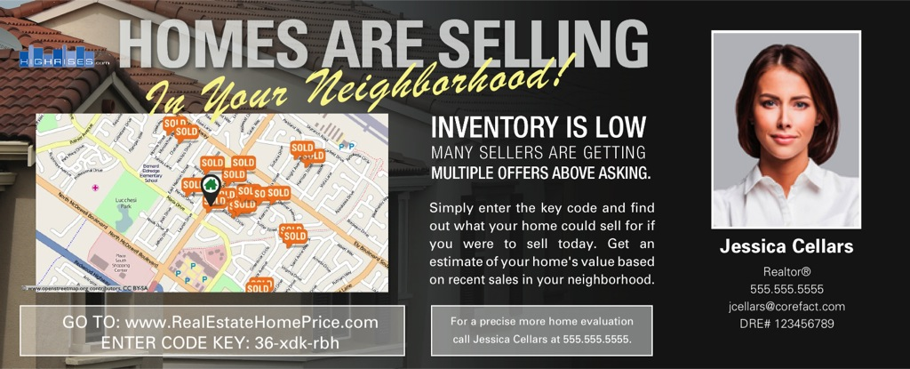 Corefact Series - Home Estimate - Low Inventory