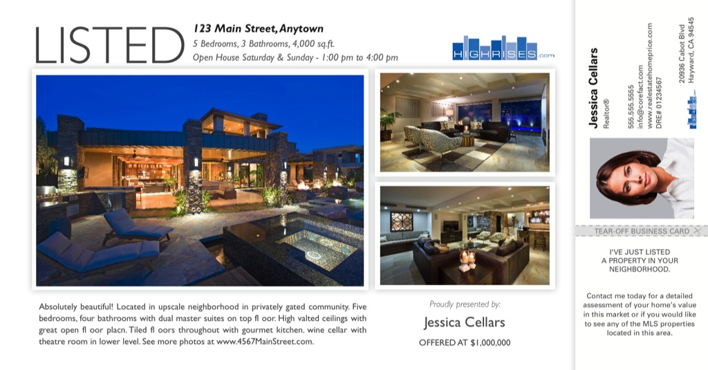 Corefact Tear Off BC - Just Listed Modern