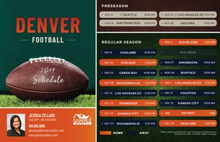 Corefact Sports - Football Denver