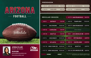 Corefact Sports- Football Arizona