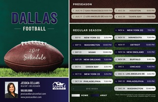 Corefact Sports - Football Dallas