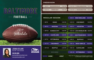 Corefact Sports - Football Baltimore