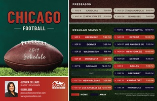 Corefact Sports- Football Chicago