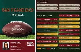 Corefact Sports - Football San Francisco