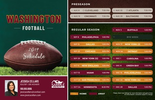Corefact Sports - Football Washington