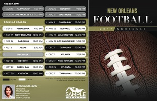 Corefact Sports - Football New Orleans