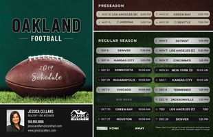 Corefact Sports - Football Oakland