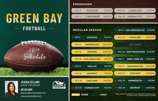 Corefact Sports - Football Green Bay
