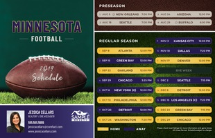 Corefact Sports - Football Minnesota