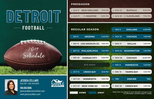 Corefact Sports - Football Detroit