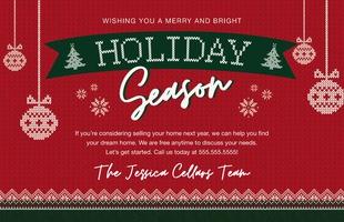 Corefact Seasonal - Holiday Sweater