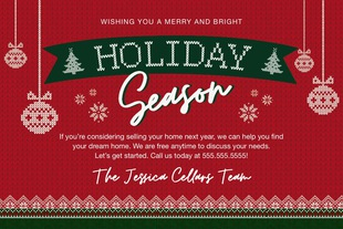 Corefact Seasonal - Holidays Sweater