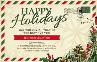 Corefact Seasonal - Happy Holidays
