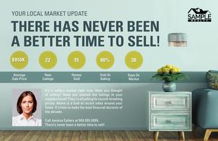 Corefact  Market Update - Better Time To Sell