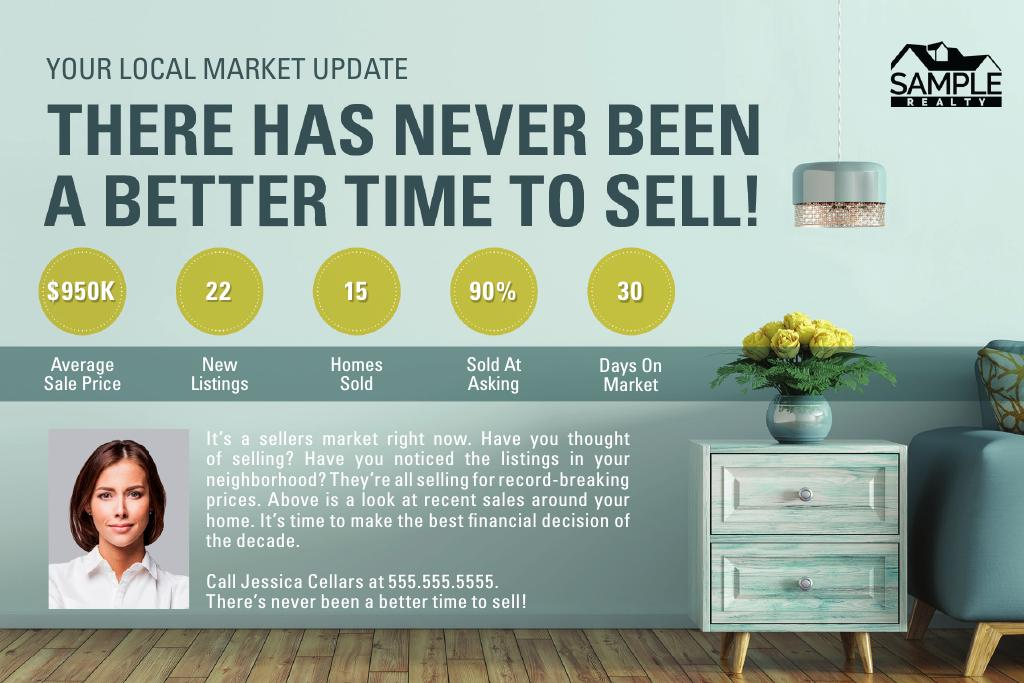 Corefact Market Update - Better Time To Sell (Manual)