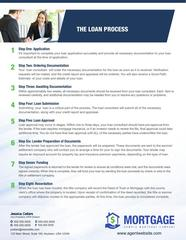 Corefact The Loan Process - AGENT