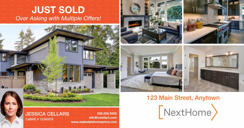 Corefact NextHome - Just Sold