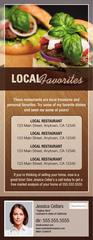 Corefact Local Favorites - Restaurant
