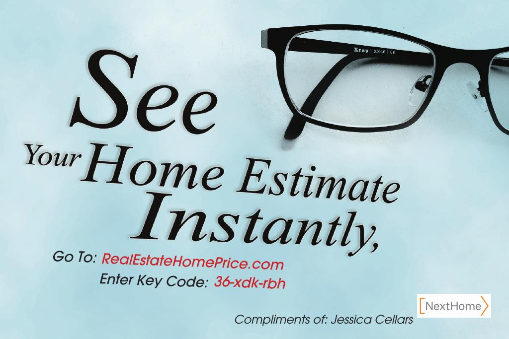 Corefact Home Estimate - Glasses