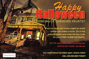 Corefact Home Estimate - Hallowen