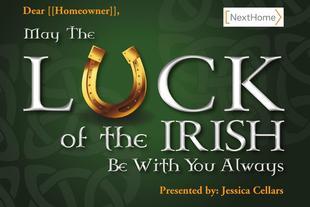 Corefact St. Patrick's - Luck