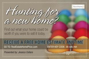 Corefact Home Estimate - Egg Hunt