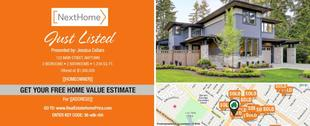 Corefact Just Listed Contemporary - 2
