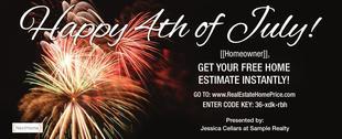 Corefact Home Estimate - Fireworks