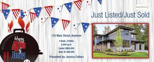 Corefact Just Listed/Just Sold - July BBQ