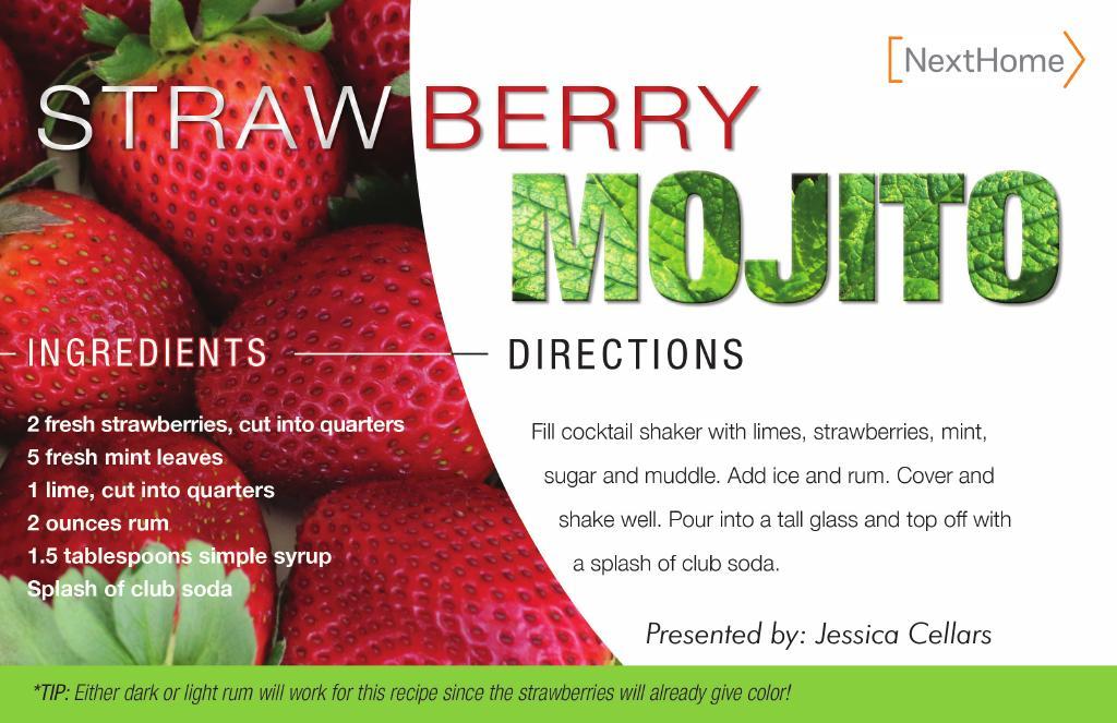 Corefact Strawberry Mojito