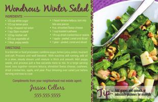 Corefact Wondrous Winter Salad