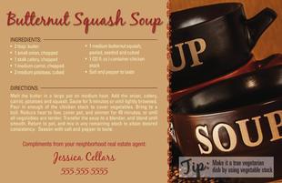 Corefact Butternut Squash Soup