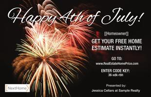 Corefact Home Estimate - Fireworks