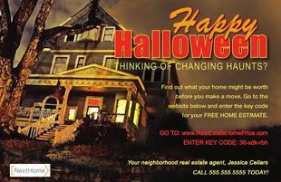 Corefact Home Estimate - Halloween