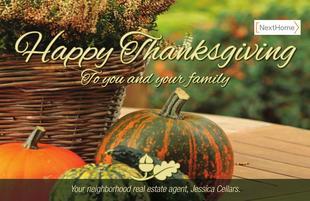 Corefact Thanksgiving - Pumpkins
