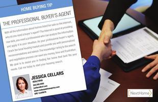 Corefact Buyer's Tips - Buyer's Agent