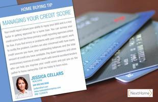Corefact Buyer's Agent - Credit Score