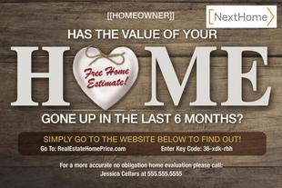 Corefact Home Estimate - Heart