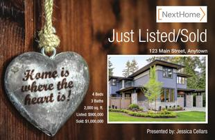 Corefact Just Listed/Sold - Home Heart